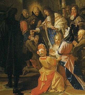 「太陽王」ことルイ14世のロイヤル・タッチ