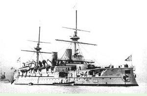 20180705バルチック艦隊の戦艦