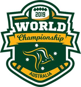 20180714第6回アメリカンフットボール世界選手権ロゴ