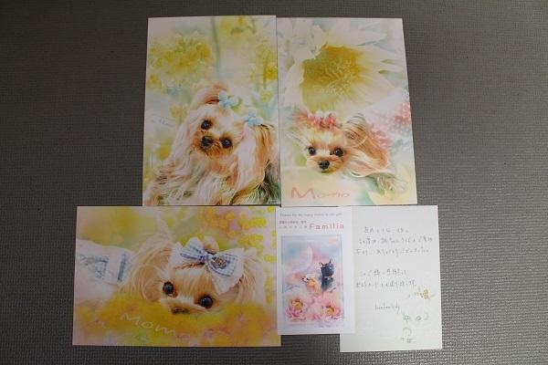 2018.05.28 桃ちゃんのポストカード-3