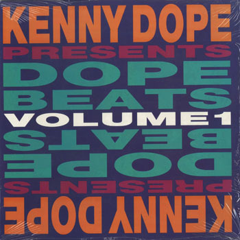 HH_KENNY DOPE_DOPE BEATS VOLUME 1_20180710