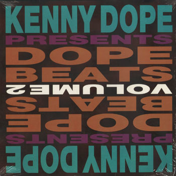 HH_KENNY DOPE_DOPE BEATS VOLUME 2_20180710