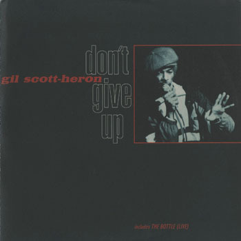 DG_GIL SCOTT HERON_DONT GIVE UP_20180721