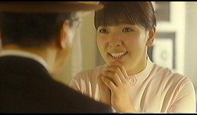 女優堀川。