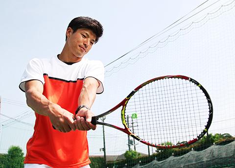 テニス プロフィール写真