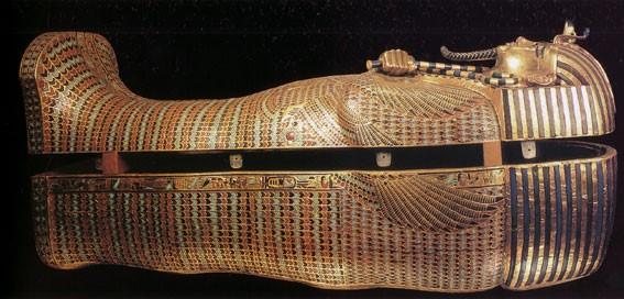 ツタンカーメンの第二の棺