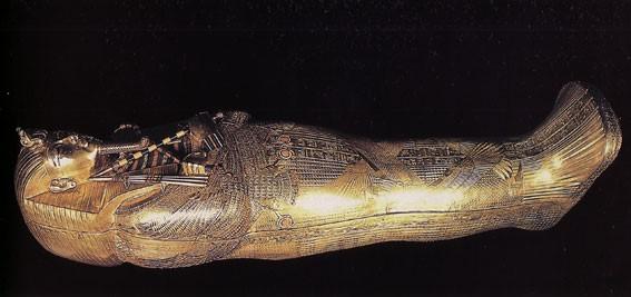 ツタンカーメン第3の棺