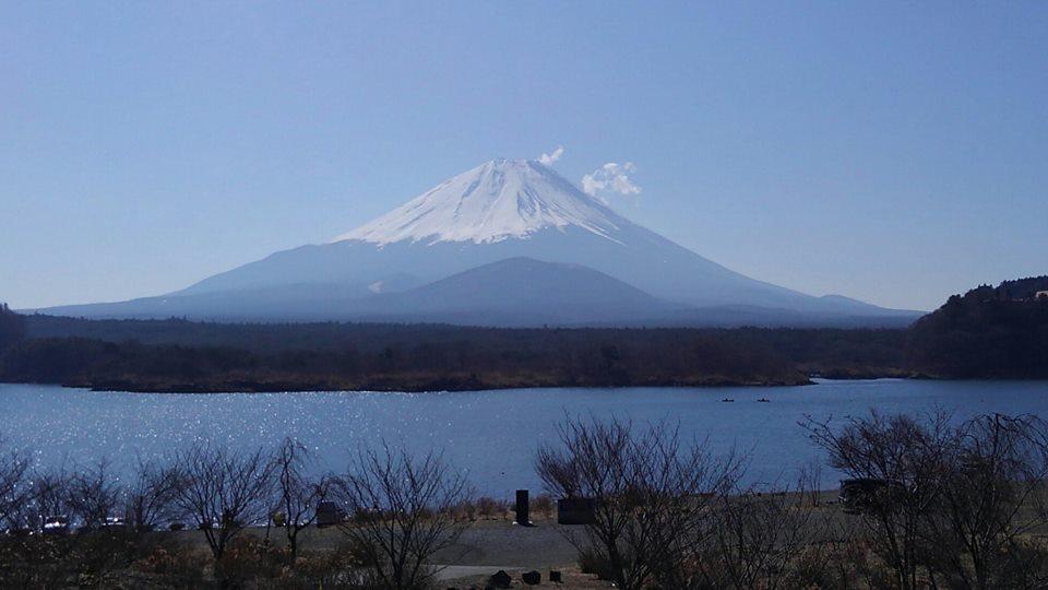 富士山を東から