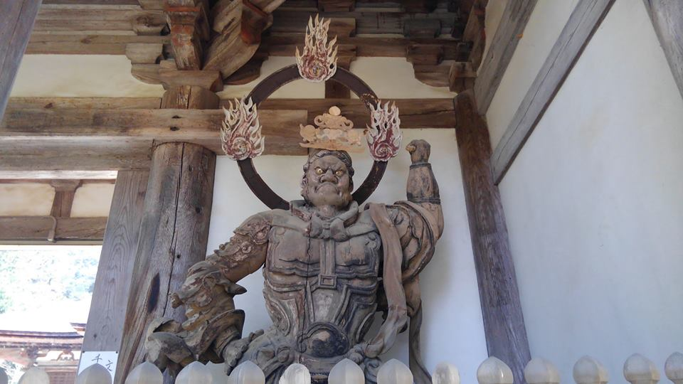 湖東三山・西明寺