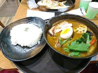 crazy spice イオン札幌元町店 その2
