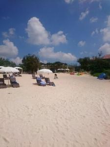 シギラビーチ海から2