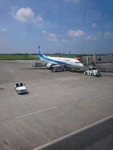 帰り飛行機3