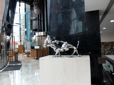 南国クルーズ180イートン香港アート