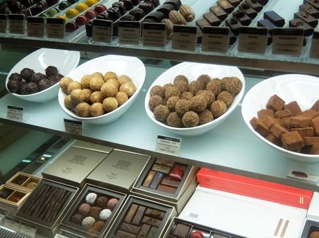 南国クルーズ215香港チョコレート