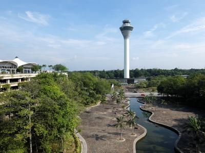 ブルネイクアラ006クアラルンプール管制塔