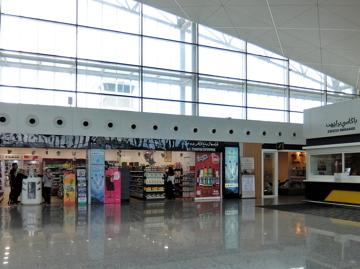 KLブルネイ012ブルネイ空港
