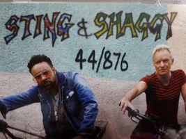 """【写真】sting+shaggyのアルバム""""44/876"""