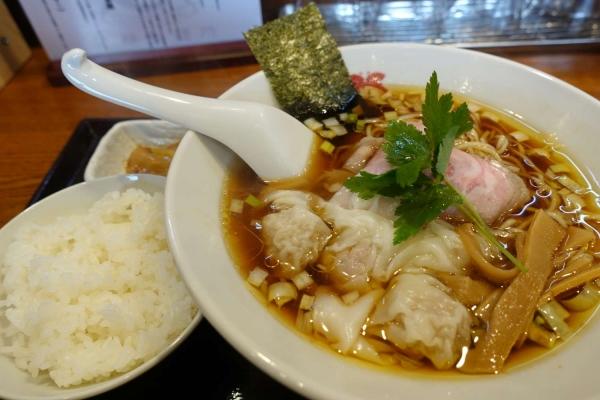 中華ソバ 俊麺製麺所