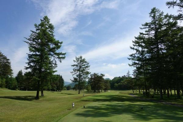 軽井沢72ゴルフ東