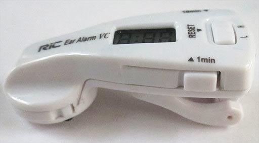 イヤアラームVCの使いやすくなったボタン