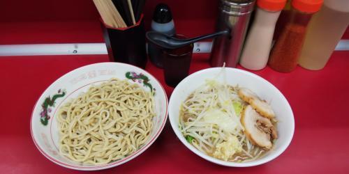 ラーメン二郎・つけ麺18-07-30_convert_20180805212249