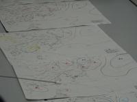 天気図検討会