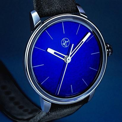 ランディ・ブルーの腕時計「1100-EU」