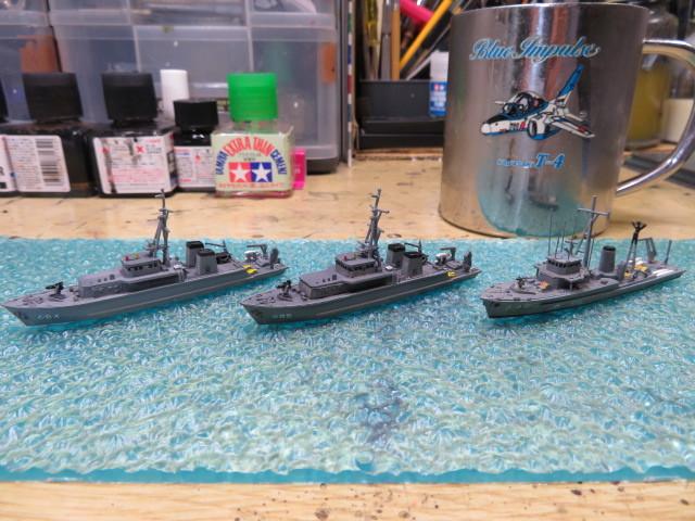掃海艇 海上自衛隊