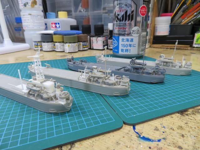 揚陸艦 おおすみ型 LST4001 進む・・・の2