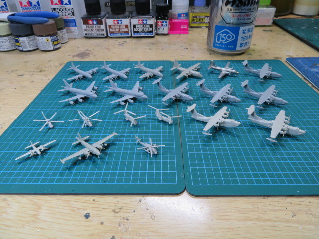 海上自衛隊 航空機 700 いろいろ の2