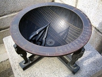 Seoul-Gyeongbokgung-Sundial-02 日時計