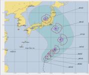 18-7-25台風12号米軍