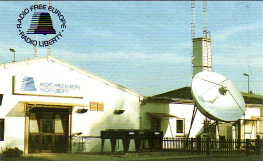 Radio Free Europe/ Radio Liberty, Lampertheim