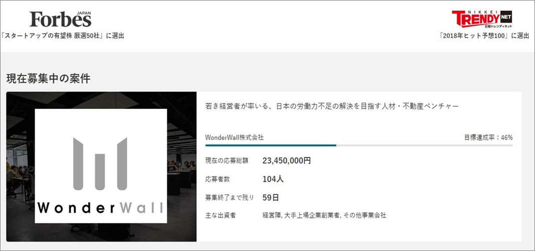 01_エメラダ・エクイティ_Wonder Wallへ35万円投資