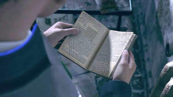 【Detroit Become Human(デトロイト)攻略】『ルパートの日記』を読む方法/解読キー入手方法・分析した結果