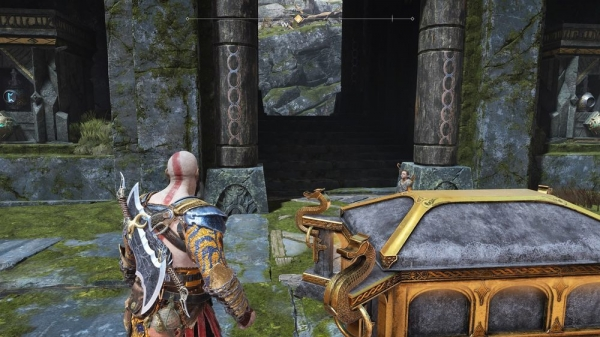 【ゴッド・オブ・ウォーPS4攻略】コヌンスガルズにあるノルンの宝箱の開け方 /「ミズガルズ」 【GOW 攻略ブログ】