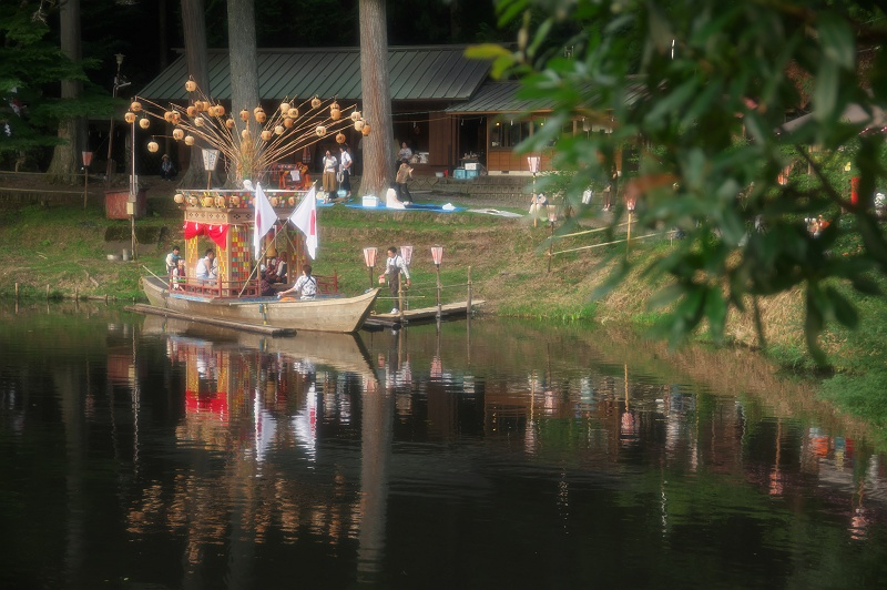 新宮池夏祭り 二