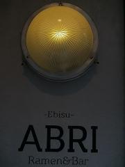 【新店】RamenBar ABRI -Ebisu--1