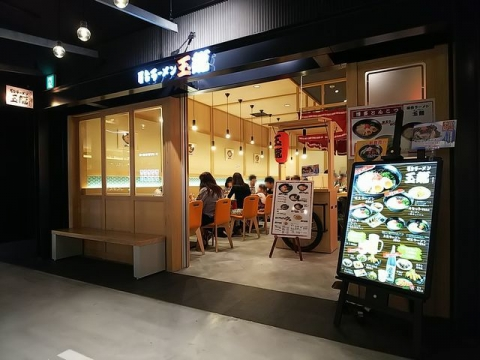 福岡空港フードテーマパーク「ラーメン滑走路」-10