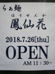 【新店】らぁ麺 鳳仙花(ほうせんか)-21