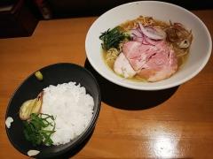 亀戸煮干中華蕎麦 つきひ【四】-7