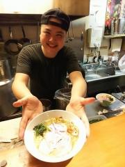 亀戸煮干中華蕎麦 つきひ【四】-6