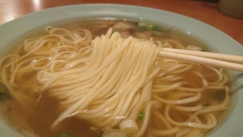 来々軒益田(麺)