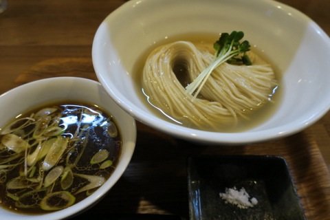 健やか(つけ麺)