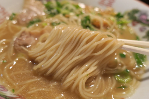 ラーメン屋(麺)