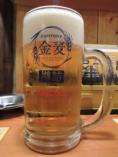 金麦(大)(321円)