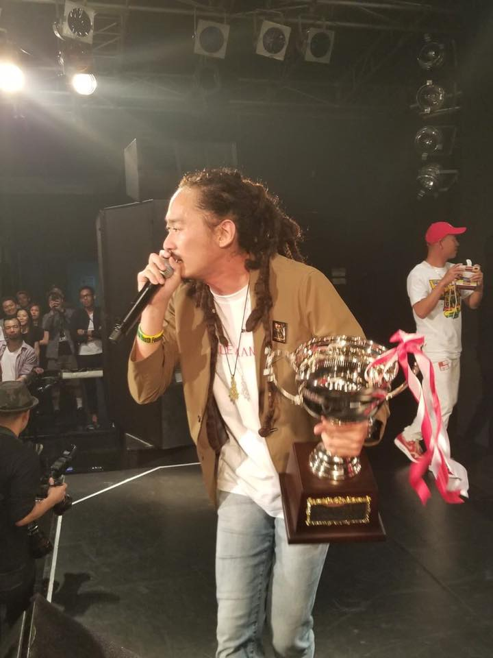Oga Jah Works, Japan Rumble優勝 World Clash 日本代表!