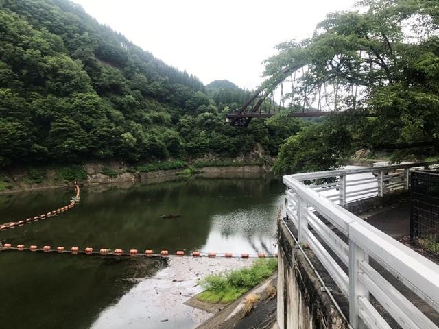 奥裾花ダム (8)