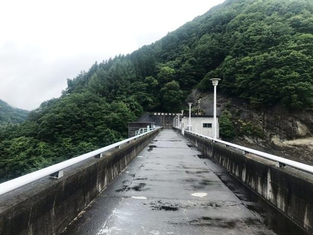 奥裾花ダム (7)