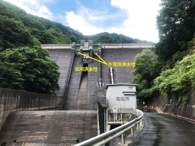 奥裾花ダム (40)